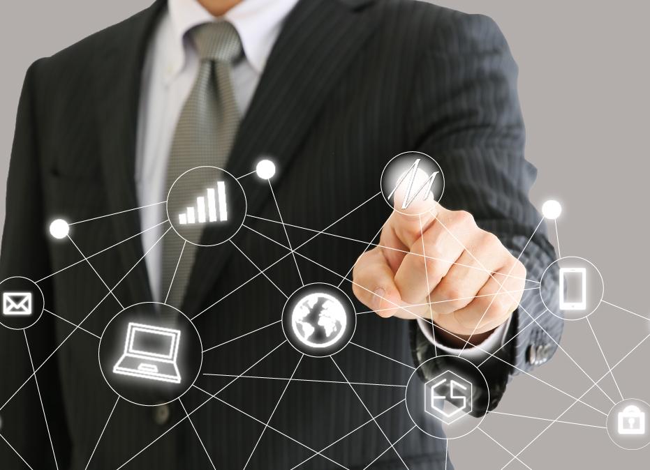 マネジメント・リソースの事業概要ページ「営業支援事業」の画像