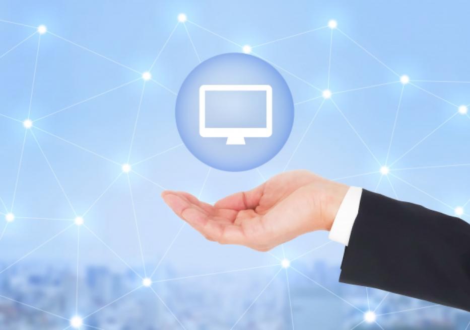 マネジメント・リソースの営業支援事業ページ「各種サポート・レンタルサーバー」の画像